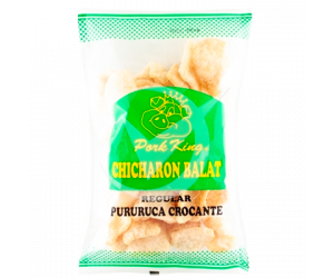 Pork King Chicharon Regular 60g